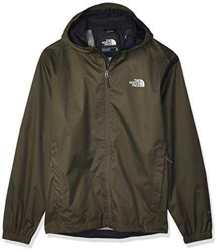 THE NORTH FACE Herren Shell M Quest Jacket, New Taupe Green, M, A8AZ