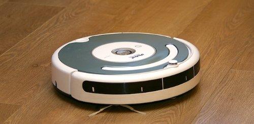iRobot Roomba 520 Roboter Automatische Staubsauger - UK IMPORT - Englische Stecker mit Deutschen/Österreichen Adapter