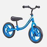 TQJ Kinderwagen 3 in 1 Kinderwagen Balance Bike Lightweight Kinderbilanz Car Slide Auto ohne Pedal...