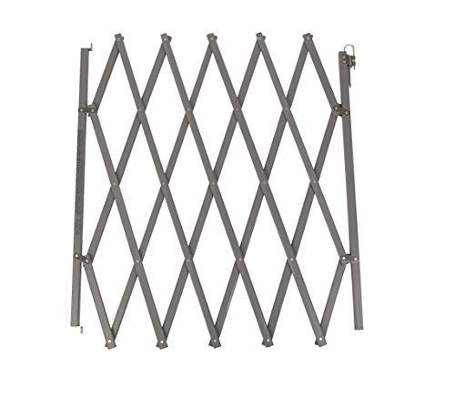 Bettacare Expandable Pet Barrier XL 60cm - 230cm Grey