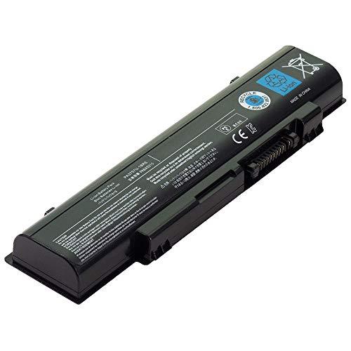 BattPit Laptop Battery for Toshiba PA3757U-1BRS PABAS213 Qosmio F60 F750 F755 T750 T751 T851 V65 - High Performance [6-Cell/4400mAh/48Wh]