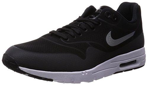 Nike Damen Air Max 1 Ultra Moire Laufschuhe, Negro (Black / Black-Mtllc Silver-White), 37.5 EU
