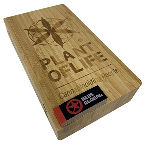 Reds Exclusieve Plant of Life Bamboe Tray - Magnetische backflip
