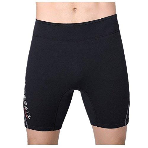 ウエットパンツ 1.5mm ネオプレン パンツ メンズ サーフィン パンツ ショットパンツ ダイビングパンツ ウエ...