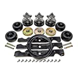 EPR Full Deck Rebuild Kit Compatible with Cub Cadet RZT 50' Zero Turn Troy Bilt RZT50 Mowers 618-04125 918-04125