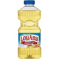 Lou Ana Pure Peanut Oil 24oz