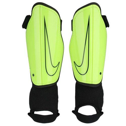 Nike Kinder Charge Schienbeinschoner, Volt/Black, S