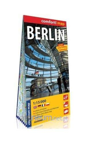 comfort! map Berlin