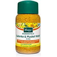 Kneipp Mineral Bath Salt Joint & Muscle Arnika 500 g