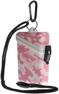 Witz Camo Keep-It Safe Waterproof Case, Pink by Witz