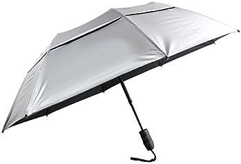 Pin Up Girl 1950s Sun Umbrella Parasol UV Protection Auto Open Folding With Sun Protection For Women