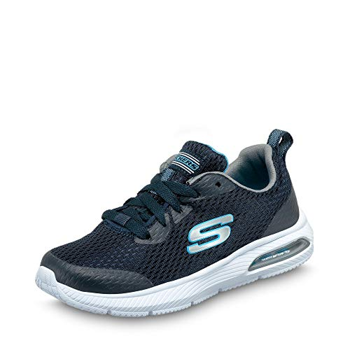SKECHERS DYNA-AIR QUICK PULSE Sportschoenen jongens Marine Allround
