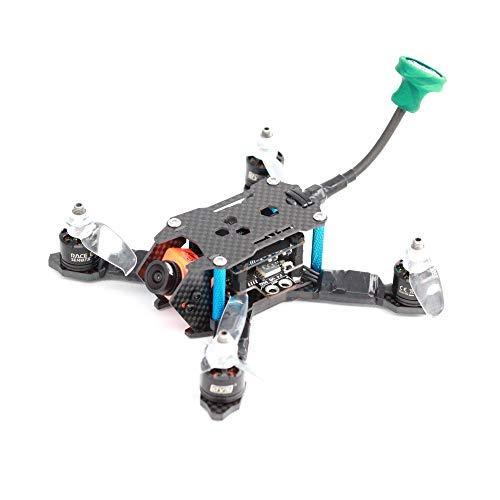KINGDUO A-Max Turbo Turtle 147Mm 3 inch Normale x Fpv Racing Kit Telaio Per Drone Rc Supporta Runcam Split