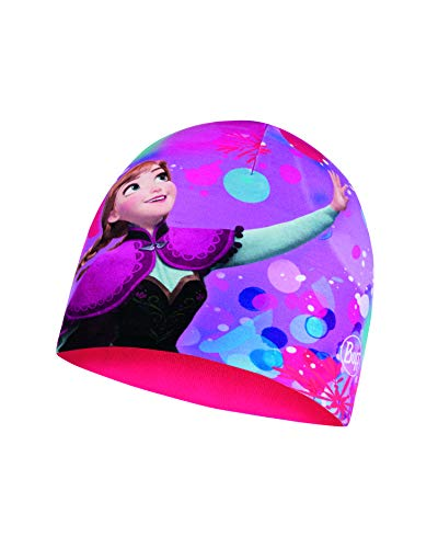 Buff Kinder Microfiber und Polar Frozen Hat, Anna Bright Pink, One Size