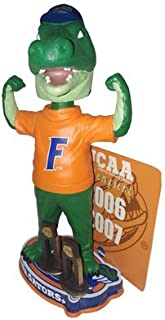 Forever Collectibles University of Florida Gators Multiple Men's College Basketball National Championships Bobblehead Bobble Head - Individually Numbered to Only 216