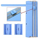 SNJ A4 Trimmer Portatile di precisione in Carta Card Art Trimmer Taglierina per Foto Coltello da Taglio Lama Kit da Ufficio Kit da Taglio Domestico