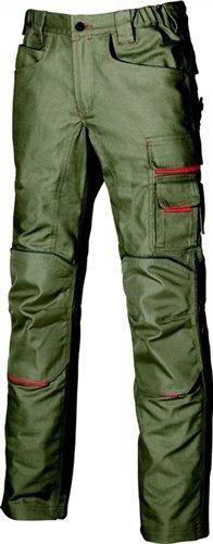 U POWER DW022DS-46 DW022DS-46-Pantalone Gamma Dont Worry Modello Free Desert Sand 46, Beige, Taglia Unica Uomo