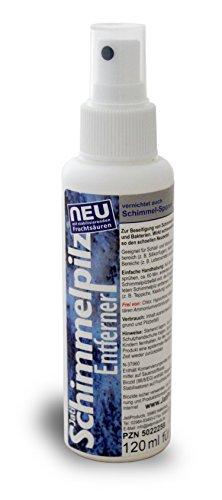 Agrinova Jati Schimmelpilz-Entferner - Wasserstoffperoxid und Fruchtsäuren gegen Schimmelpilze, Sporen und Bakterien (120 ml)