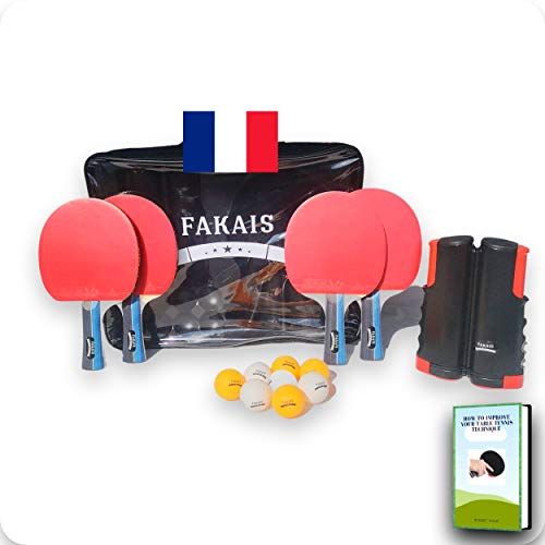 Photo de kit-de-ping-pong-fakais