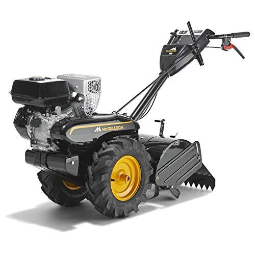 McCulloch 00096-09.100.35 Benzin Motorfräse MRT6, Grau, 4,2 kW