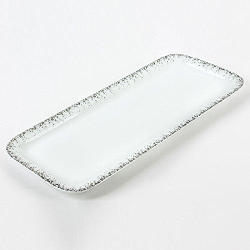 Table Passion - Plat cake borealis gris