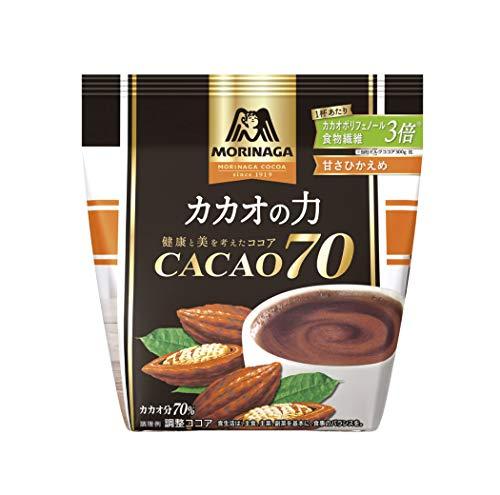 森永製菓 森永ココア カカオ70 200g