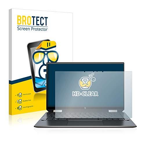 BROTECT Schutzfolie kompatibel mit HP Spectre x360 13-aw0015ng klare Bildschirmschutz-Folie
