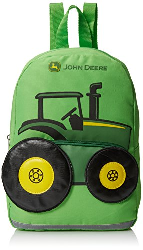 John Deere Boys' Tractor Toddler Backpack