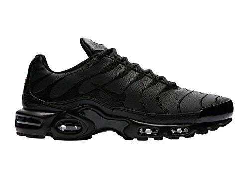 Nike Herren Air Max Plus Laufschuhe, Schwarz (Black/Black/Black 001), 46 EU