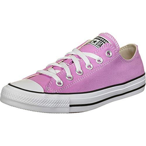 Converse All Star Ox Zapatillas Rosa Peonía para Mujer-UK 6 / EU...