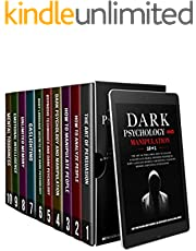 Dark Psychology and Manipulation: 10 in 1: The Art of Persuasion, How to Analyze & Manipulate People, Hypnosis Techniques, Body language Secrets, Gaslighting, ... Mind Control 2.0, Subliminal Influence)