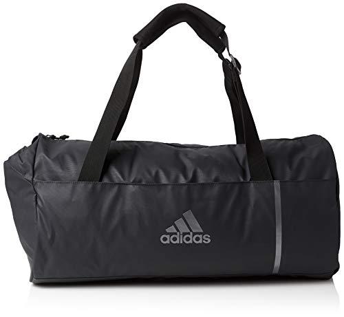 Adidas TR Cvrt Duf M Sac de Sport Grand Format, 25 cm, 35 liters, Gris (Carbon/Nocmét/Nocmét)