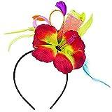 Amscan Hibiscus Party Fashionista Headband, 11' x 8.5'