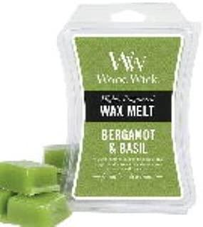 WoodWick Bergamot & Basil Wax Melts