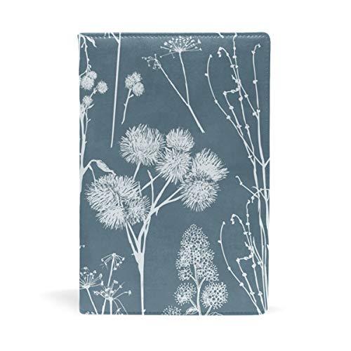 EZIOLY Bucheinband, dehnbar, für die meisten Hardcover-Lehrbücher bis 22,9 x 14,5 cm, klebstofffreier Stoff Einfach anzubringen. Wash & Re-Use