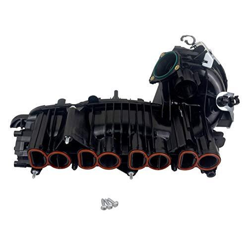 11617811215 Collettore di aspirazione con motore N47 per B-M-W 1 (E81 E82 E87 E88) 118d 120d, 3 (E90 E91E92 E93) 320d, 5 (E60 E61) 520d, X1 (E84) 2.0d, X3 (E83) 2.0d