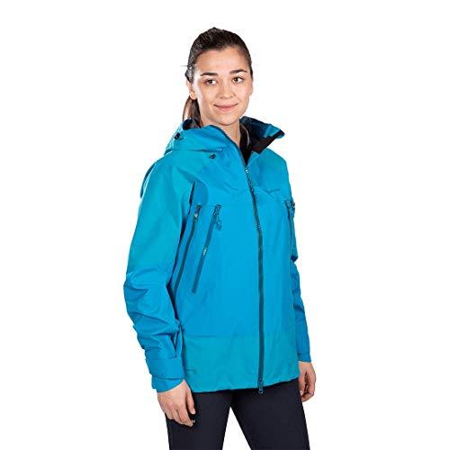 Trangoworld Trx2 Shell Wm Pro Veste pour femme XL Bleu Mer