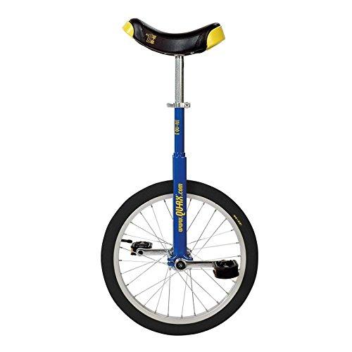 QU-AX - Kinder Einräder in blau