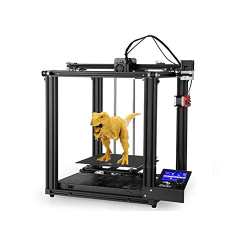 Creality Ender 5 Pro Upgrade 3D Printer with Metal Extruder Frame Capricorn...