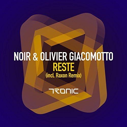 Noir & Olivier Giacomotto