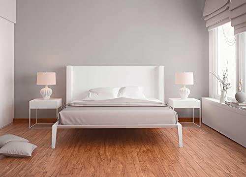 Livingwalls Vliestapete Hygge Tapete Uni 10,05 m x 0,53 m grau Made in Germany 298294 2982-94