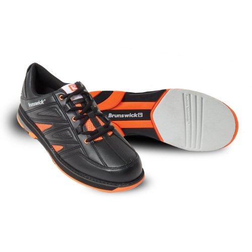 Brunswick Herren Warrior Bowlingschuhe Orange orange EU 44.5 US: 12 UK: 10.5