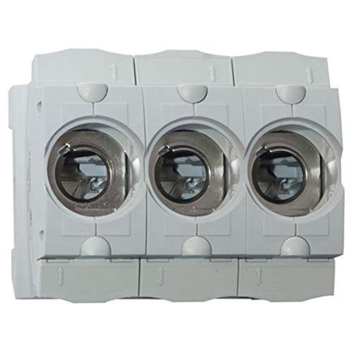 Mersen Sicherungssockel NEOZED 04734.000000 D01 16A/230/440V 3p. D0-Sicherungssockel 3605340537413