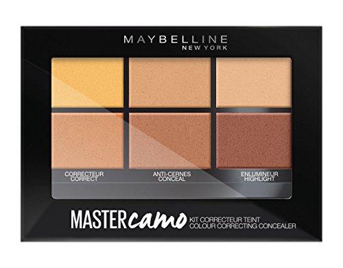 Maybelline New York Master Camo Kit Correcteur de Teint 02 Medium 6,5 g