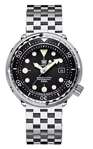 Steeldive SD1975 - Orologio subacqueo, modello Tonno 2020, NH35, AR...