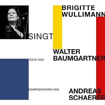 Brigitte Wullimann singt