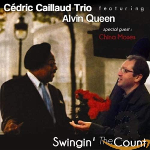 Swingin the Count feat Alvin Queen China Moses product image