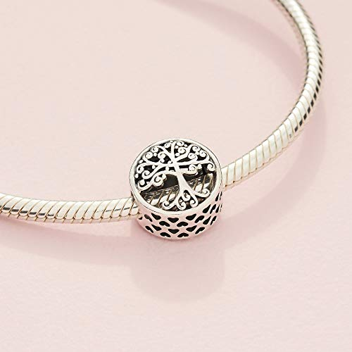 pandora charms family roots