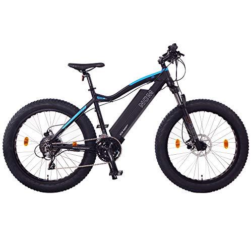 Bicicleta eléctrica NCM Aspen