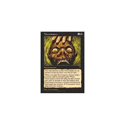 Magic: the Gathering - Necromancy - Visions